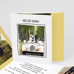 Danksagungskarten Hochzeit  Love