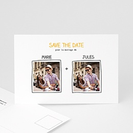 Save the date Hochzeit Love