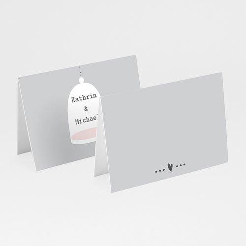 Tischkarten Hochzeit personalisiert Malta