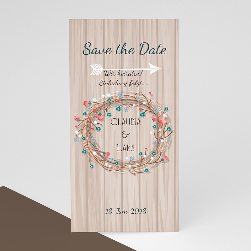 Save The Date  - Landhochzeit 41741 thumb