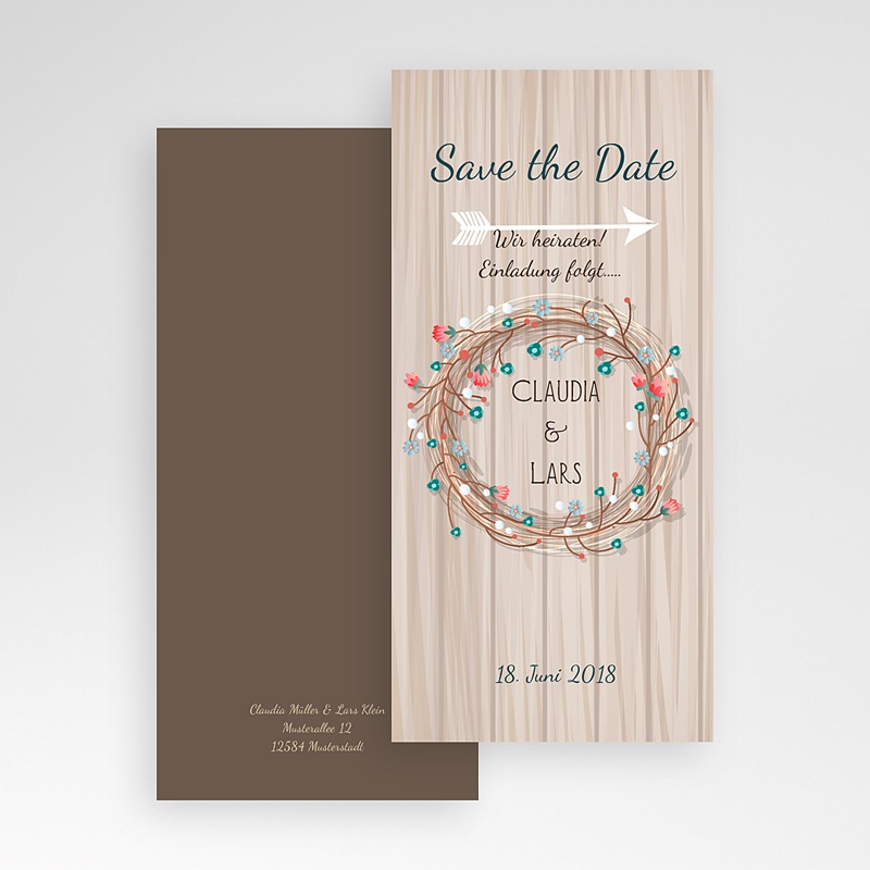Save The Date  - Landhochzeit 41742 thumb