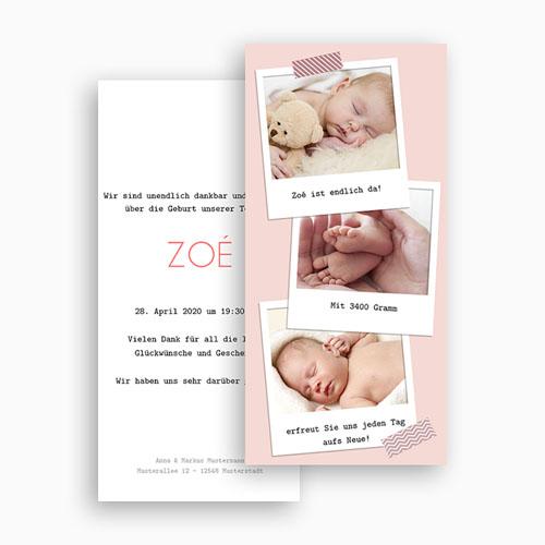 Geburtskarten für Mädchen - Pola 41830 preview