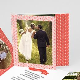 Danksagungskarten Hochzeit  - Origami - 0