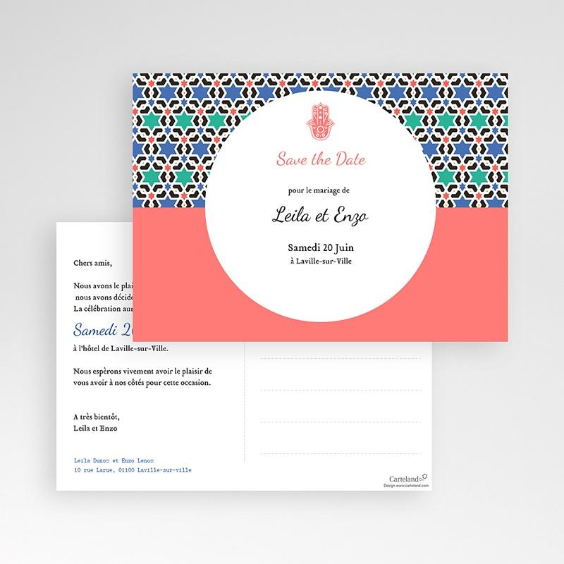 Save The Date Karten Hochzeit Alhambra pas cher