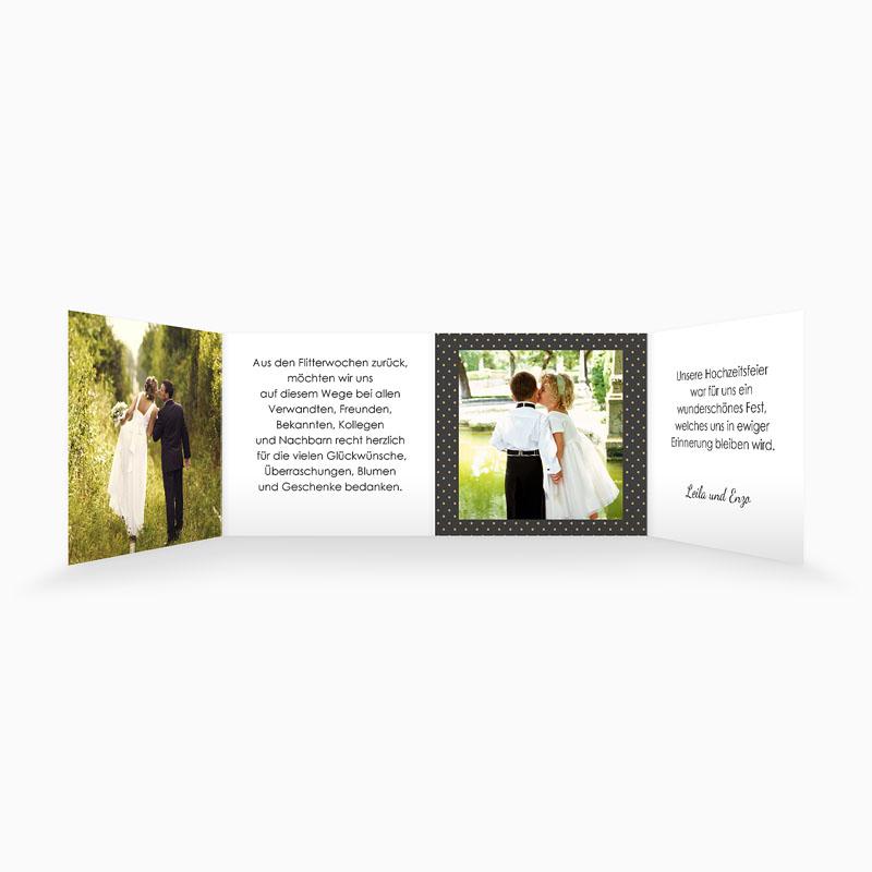 Danksagungskarten Hochzeit  Istanbul pas cher