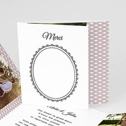 Danksagungskarten Hochzeit  - Die Goldenen Zwanziger - 0