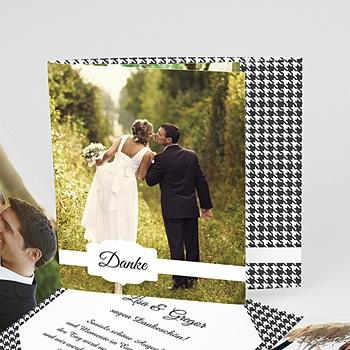 Danksagungskarten Hochzeit  - Nostalgie - 0