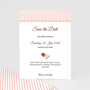Save The Date  - Gourmandise - 0