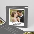 Danksagungskarten Hochzeit  Fotoroman