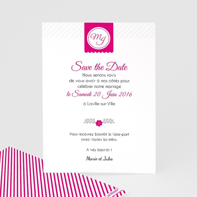 Save The Date Karten Hochzeit Just us