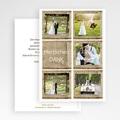 Danksagungskarten Hochzeit  Holzscheune gratuit