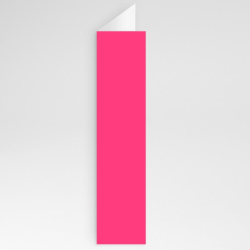 Menükarten Hochzeit  Motto Pink gratuit
