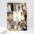 Danksagungskarten Hochzeit  Hollywood