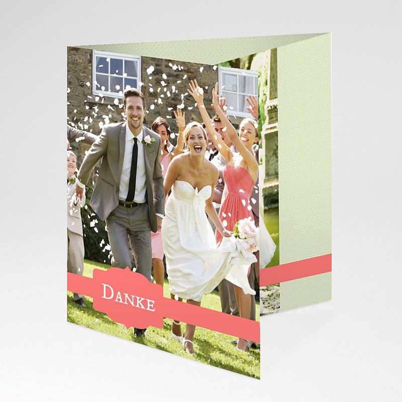 Danksagungskarten Hochzeit  Makrönchen pas cher