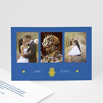 Danksagungskarten Hochzeit  - Yasmin - 0