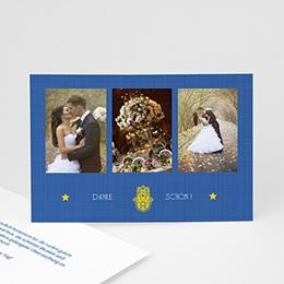 Danksagungskarten Hochzeit  Yasmin