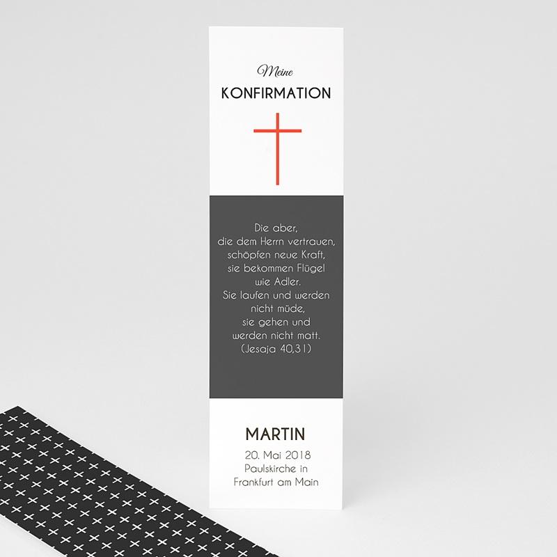 Lesezeichen Illustration Kreuz