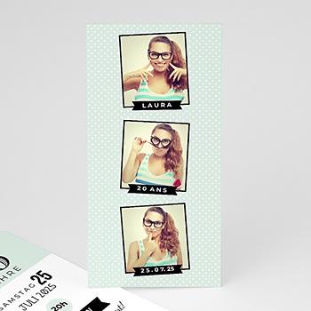 Runde Geburtstage - Serie Fotoautomat - 0