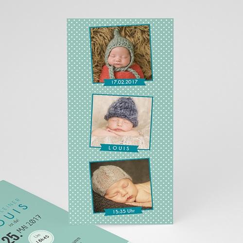 Babykarten für Jungen - Fotoautomat 42765 test