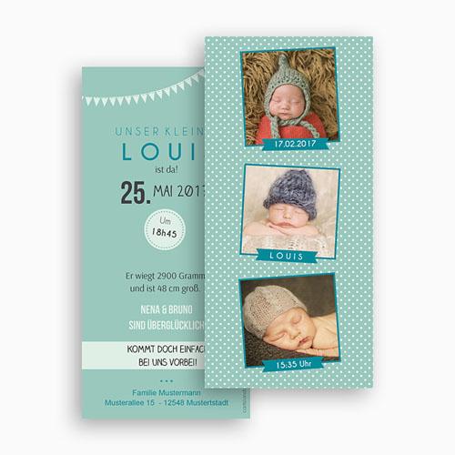 Babykarten für Jungen - Fotoautomat 42767 test
