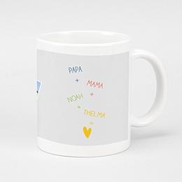 Fototassen - Papa Fan - 0