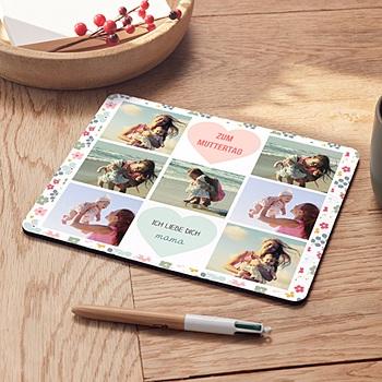 Foto-Mousepad - Herzen - 0