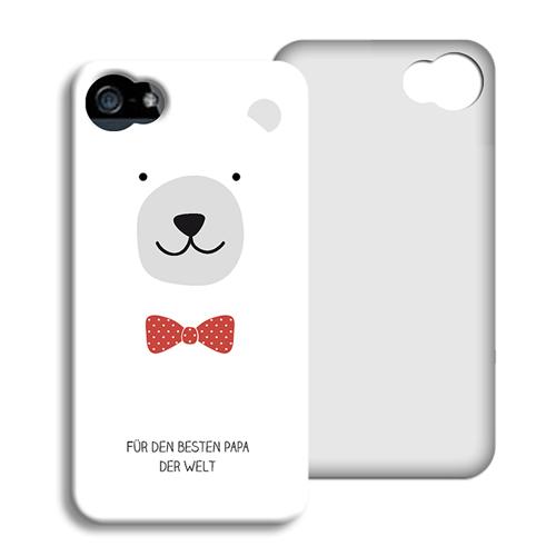 iPhone Cover NEU - Papa Bär 42936