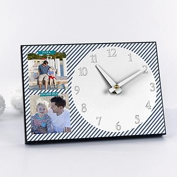 Fotouhr individuell gestalten - Papas Uhr - 0
