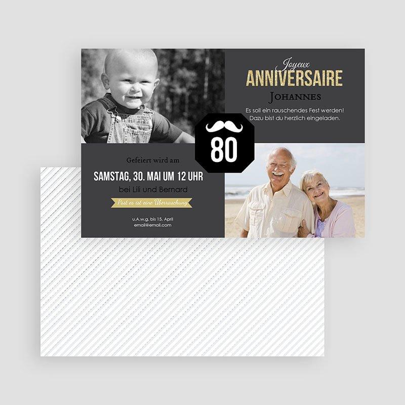 Runde Geburtstage - 80 Jahr jung 43037 thumb