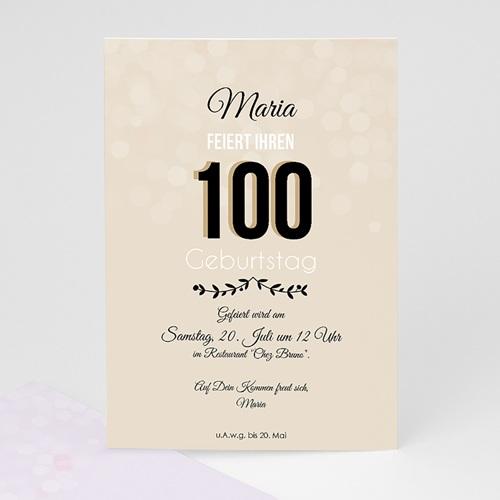 Erwachsener Einladungskarten Geburtstag Haru