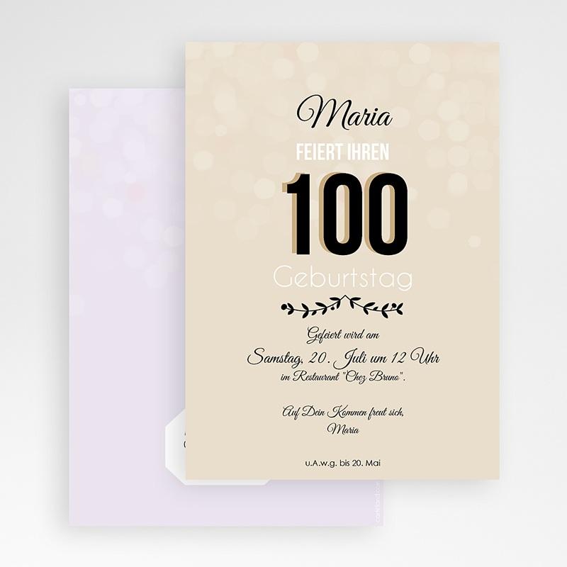 Erwachsener Einladungskarten Geburtstag Haru gratuit