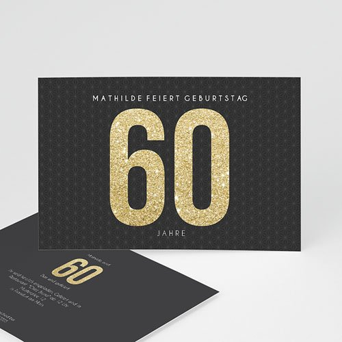 Runde Geburtstage - Goldene 60er 43104 test