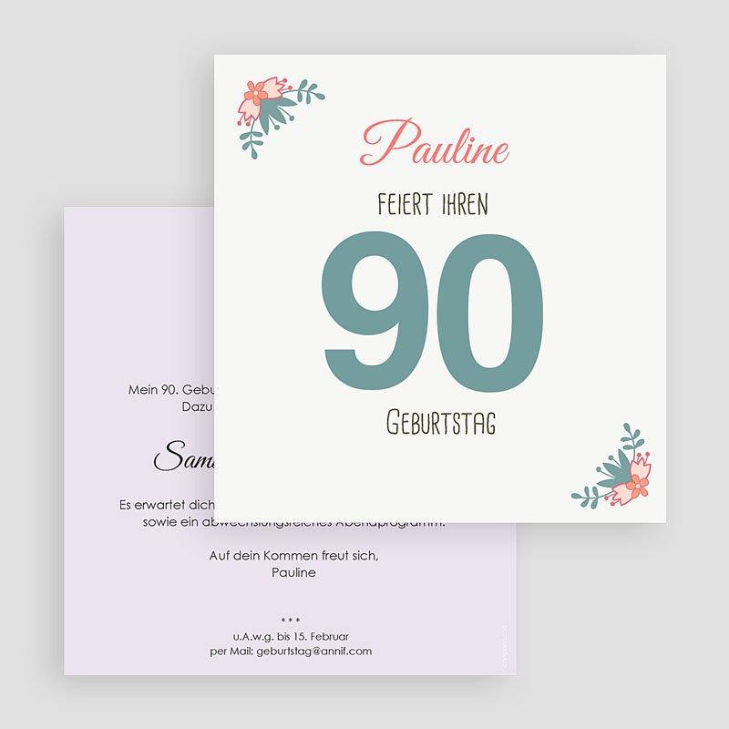 Erwachsener Einladungskarten Geburtstag Lebensjahre gratuit