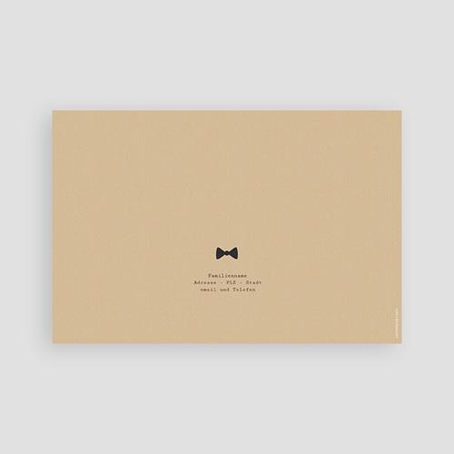 Einladungskarten Kommunion fur Jungen Festliche Fliege pas cher