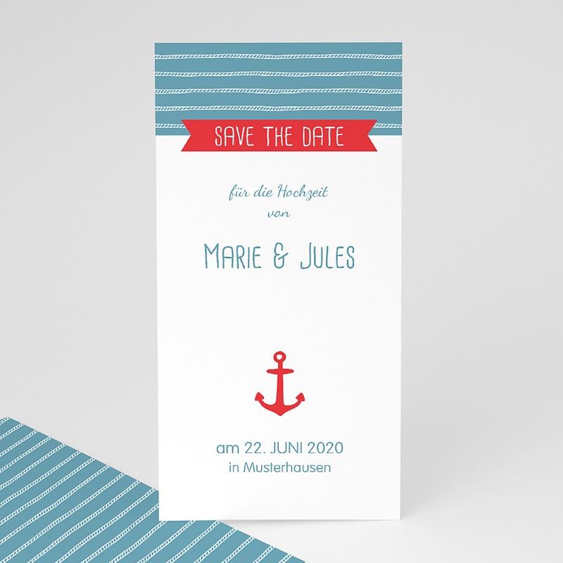 Save The Date Karten Hochzeit Hafen der Ehe