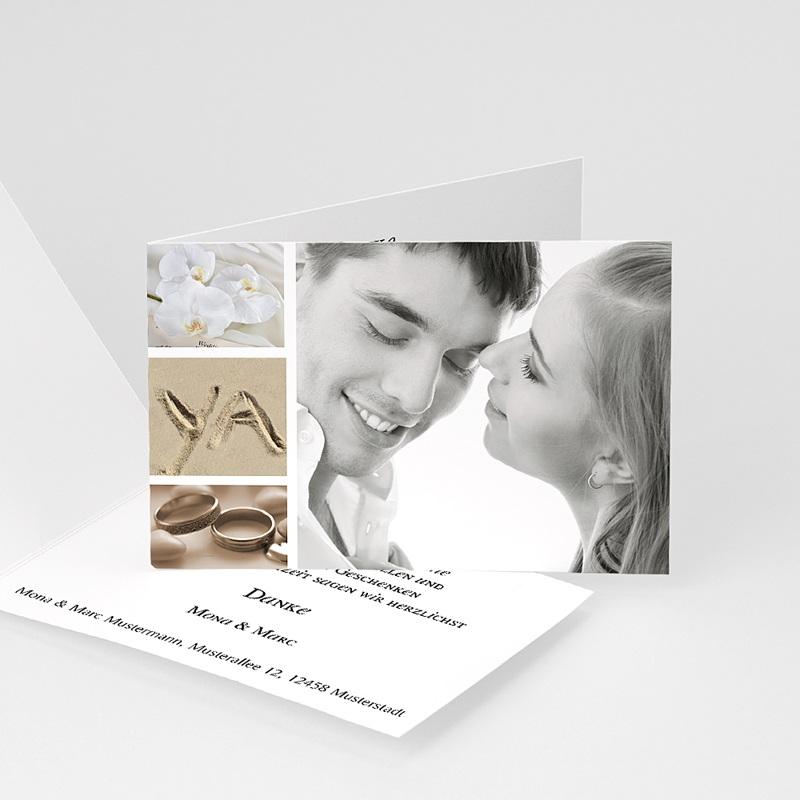 Hochzeitskarten mit Foto Fotoreich