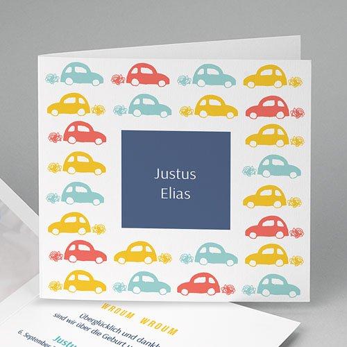 Babykarten für Jungen - Brumm Brumm 43403