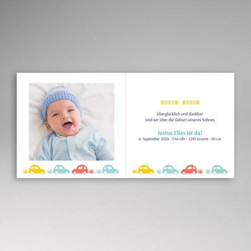 Babykarten für Jungen - Brumm Brumm 43404 test