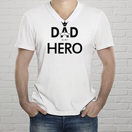 T-Shirt Vatertag Superdad
