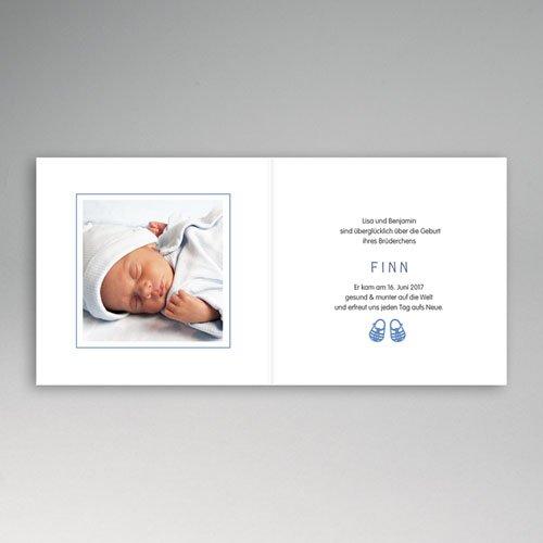Babykarten für Zwillinge gestalten - Sommersandalen 43512 preview