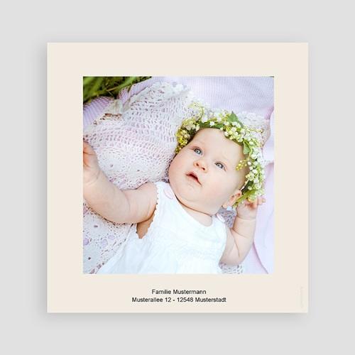 Geburtskarten für Mädchen - Sommer Baby 43536 test