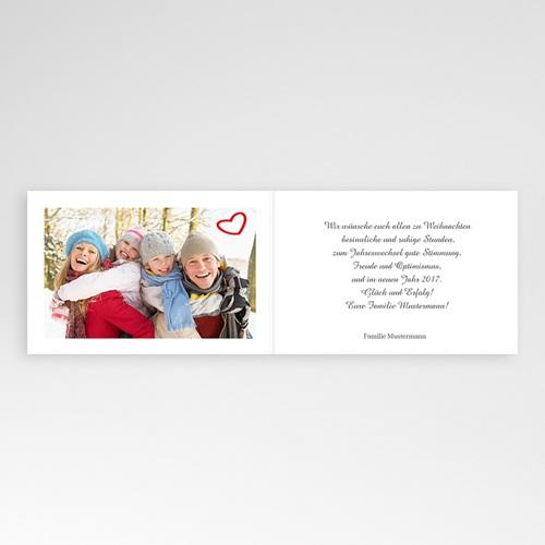 Weihnachtskarten - Schneemännchen 4357 preview