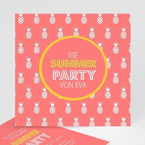 Runde Geburtstage - Summer Party 43580