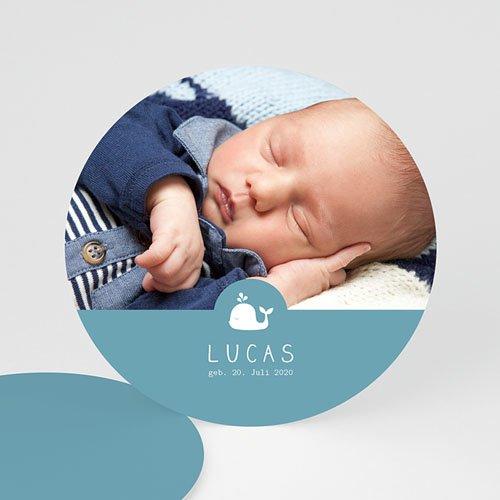 Babykarten für Jungen - Kleiner Wal 43701