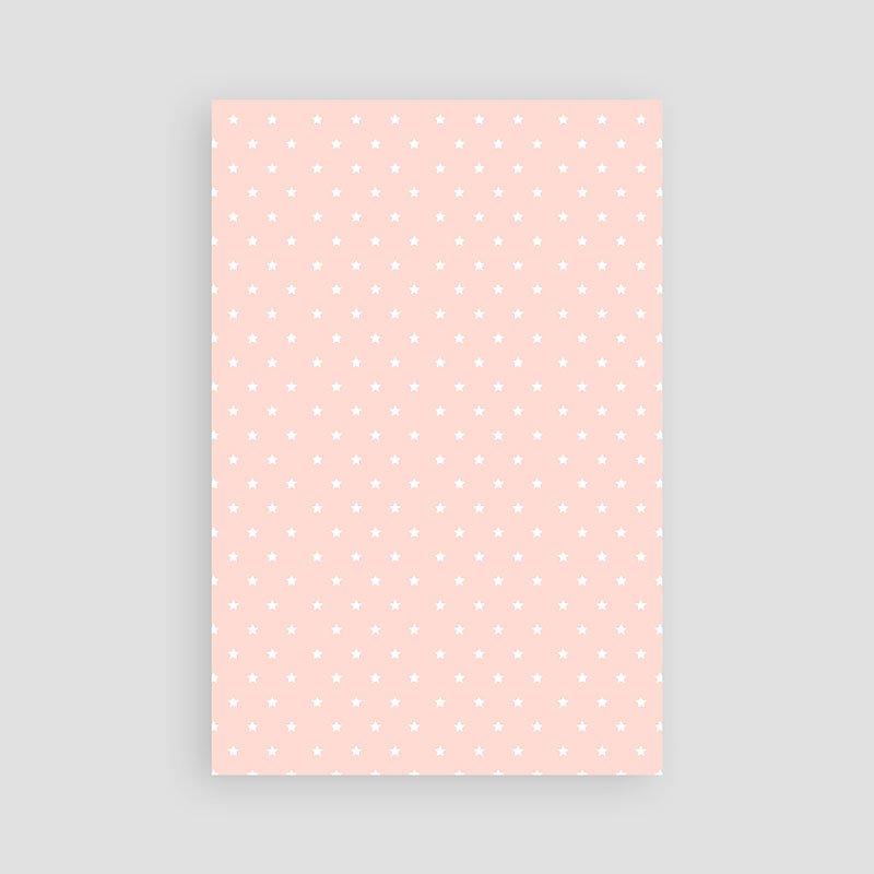 Weltlich Dankeskarten Trauer Kleiner Engel rosa pas cher