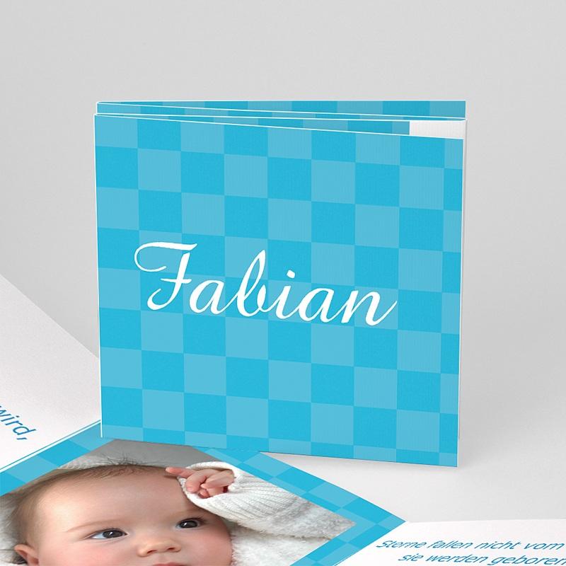 Geburtskarten für Jungen Aufsteller
