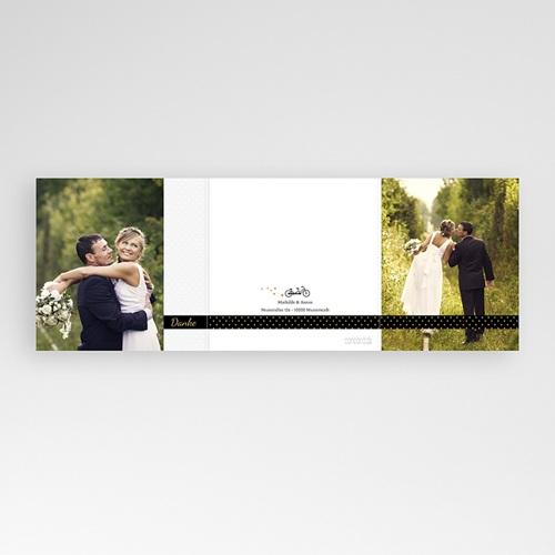 Danksagungskarten Hochzeit  Tandem gratuit