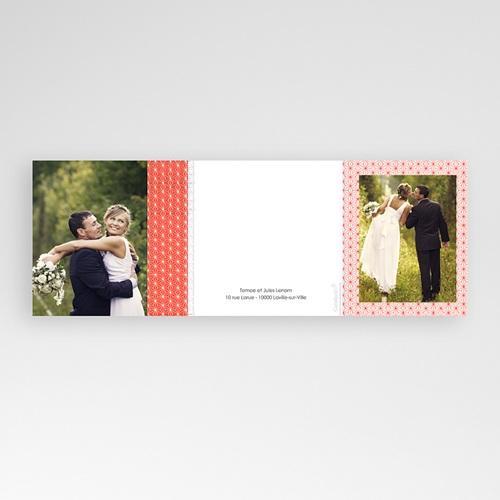 Danksagungskarten Hochzeit  Origami gratuit