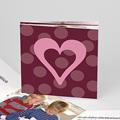 Geburtskarten für Mädchen - Entstehende Liebe 4400 thumb