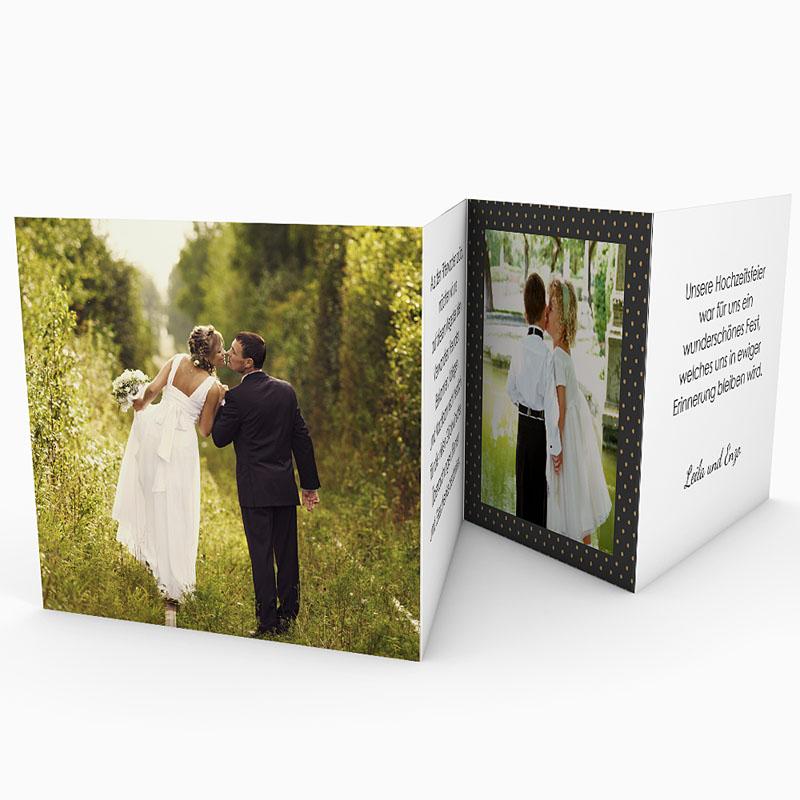 Danksagungskarten Hochzeit  Istanbul gratuit